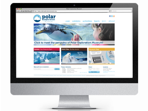 Polar Exploration Museum Website